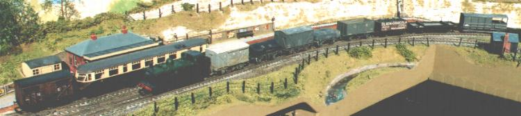 There was much gnashing of buffers   and a sore grinding of brakes...