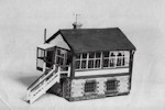Risca signal box;   including prototype photos.